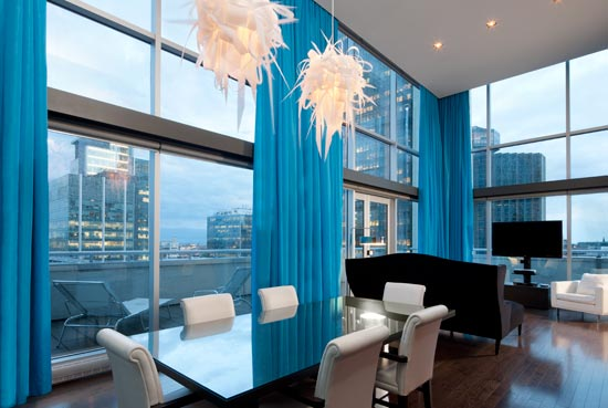 If Money Is Less Of A Concern Than Having The Ultimate Bachelor Party Then Extreme Wow Suite At W Hotel In Montreal An Absolute Must